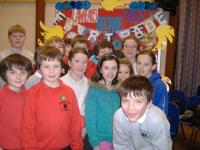 P5, Lawhead School, Fairtrade Fortnight 2011