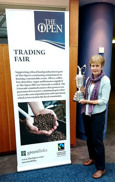 Fair Trade at The 144th Open